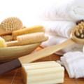 Skin brushing for body detox
