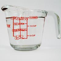 Water jug measurement